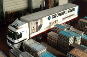 Logistiklager Transport